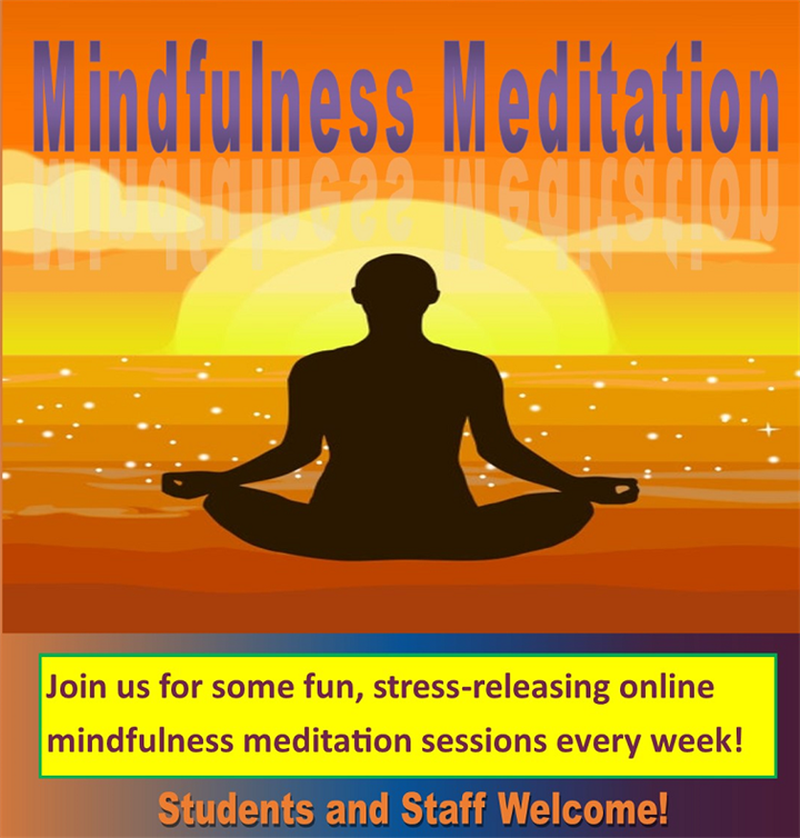 Mindfulness Meditation (Freshers' Week)
